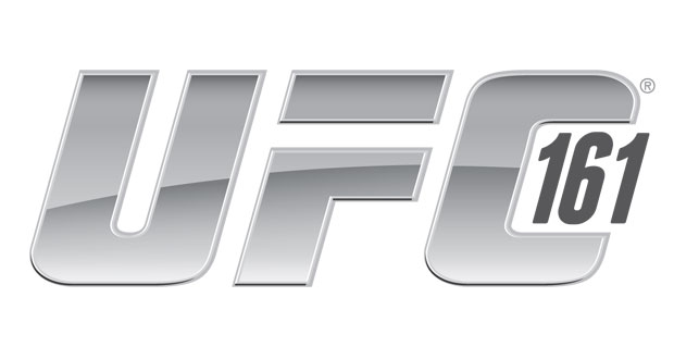 "Updated UFC 161 ""Evans vs. Henderson"" June 15 fight card in Winnipeg, Manitoba"