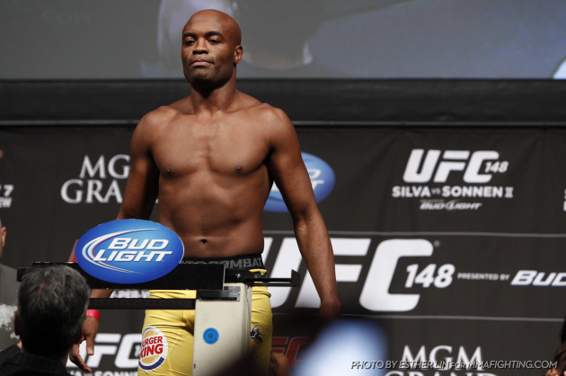 "UFC 162 weigh in video replay and results for ""Silva vs. Weidman"" in Las Vegas"