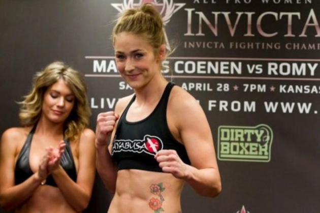 Invicta FC 6 weigh in results