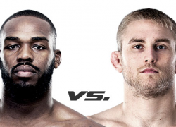 Five reasons not to miss the UFC LHW title fight between Jones and Gustafsson at UFC 165