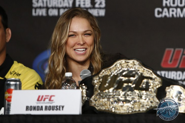 Ronda Rousey vs Miesha Tate 2: Championship rematch set for UFC 168 on Dec. 28 in Las Vegas