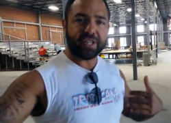Video: Behind the scenes tour of Battle Arts Academy in Mississauga with WWE Superstar Santino Marella