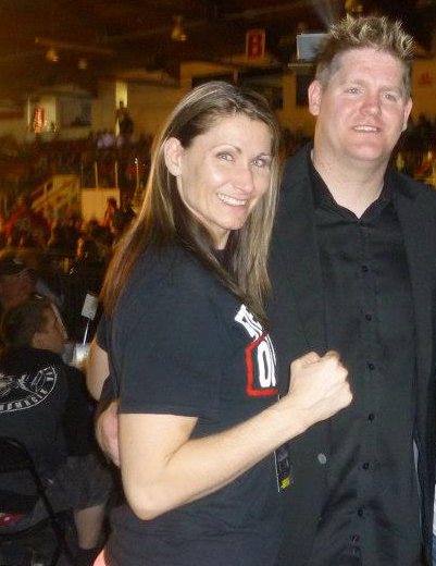 Charmaine Tweet off of Invicta FC 6 card due to visa issue