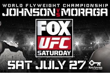 Find out where to watch UFC on FOX 8 'Johnson vs Moraga' tonight