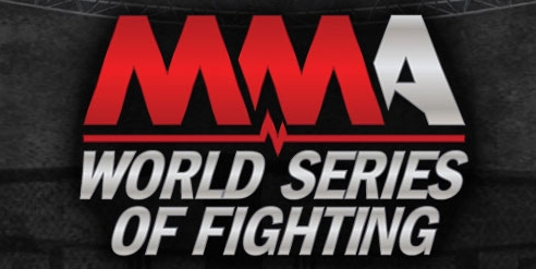 10-bout lineup complete for World Series Of Fighting 4 on Aug. 14