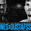 UFC 165 current updated fight card for 'Jones vs Gustafsson' in Toronto on Sept. 21