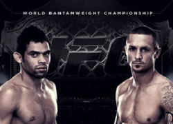 Barao vs. Wineland take two!  Bantamweight title back on the line at UFC 165 in Toronto