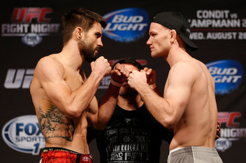 "UFC Fight Night 27 ""Condit vs. Kampmann"" 2 results"
