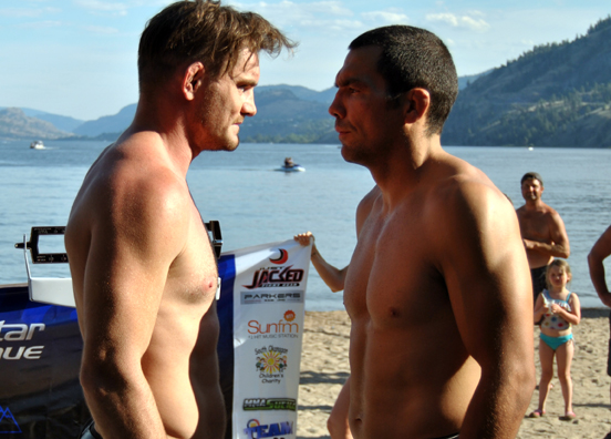 Fivestar Fight League 8 Weigh In Results from Penticton, BC