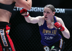 Sarah Kaufman vs. Jessica Eye official for UFC 166 in Houston on Oct. 19