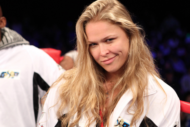 WWE's The Rock confirms Ronda Rousey lands Fast & Furious 7 movie role