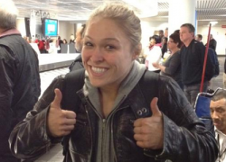 Video: Watch Ronda Rousey 'Hangout' on Google, trash Miesha Tate's boyfriend and more