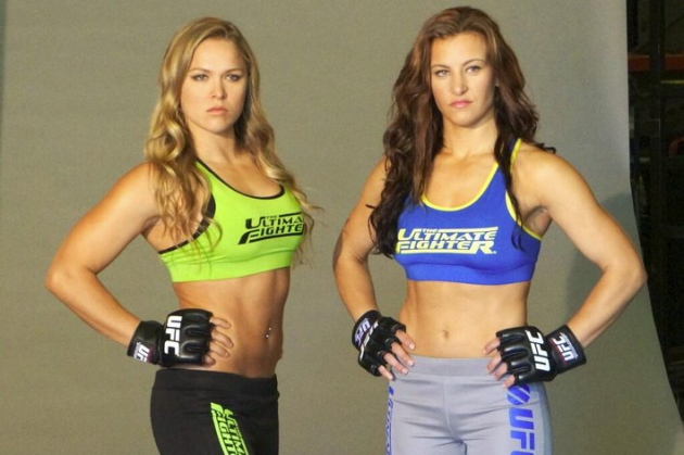 The Ultimate Fighter (TUF) 18 Cast Revealed for 'Rousey vs. Tate' on FOX Sports 1