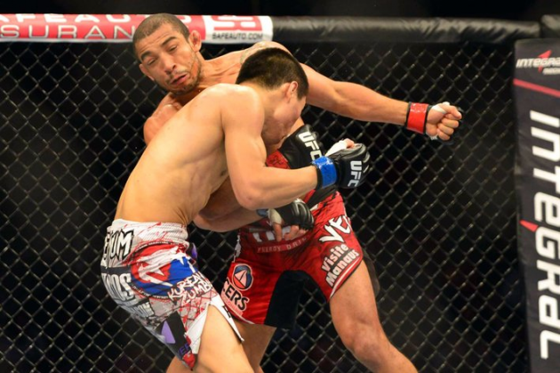 "UFC 163 ""Aldo vs. Korean Zombie"" results and from Brazil"