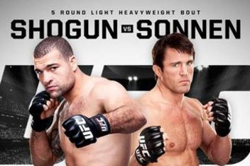 "UFC on Fox Sports 1 ""Shogun vs. Sonnen"" Main Card Breakdown"