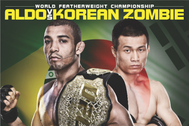 "UFC 163 ""Aldo vs. Korean Zombie"" Main Card Preview"