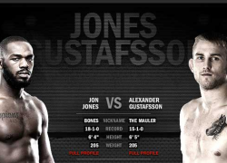 UFC 165 Main Card Preview: Will Jones Trade With Gustafsson?