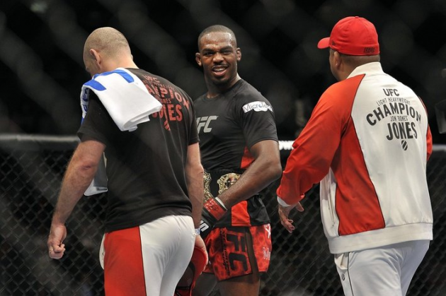 Jon Jones vs. Glover Teixeira title fight booked for UFC Super Bowl Weekend in New Jersey