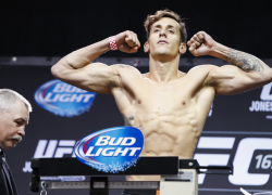 UFC releases Montreal's Mike Ricci