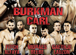 Quick Note: World Series of Fighting 6 announced for Oct 26 in Miami