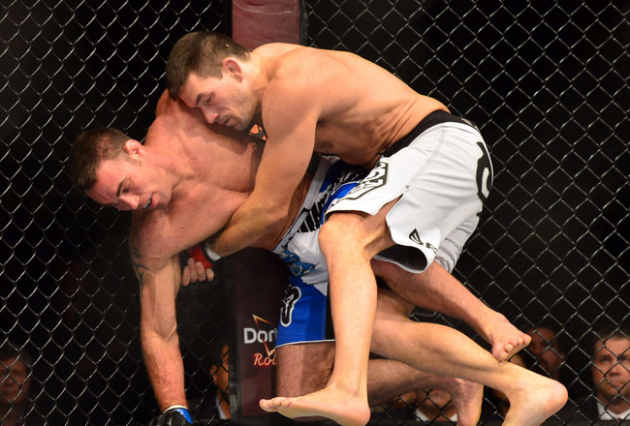 "UFC Fight Night Quick Results for ""Maia vs. Shields"""