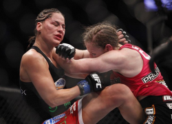UFC 166: fight Metric stats show Sarah Kaufman robbed by judge in decision loss