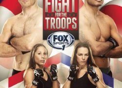 UFC Fight For The Troops 3 full preview and breakdown