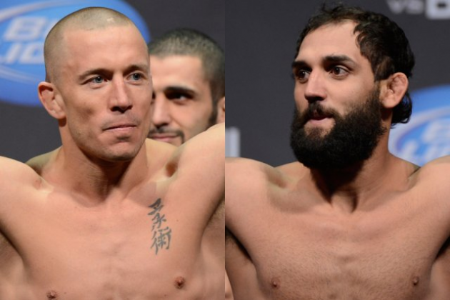 "UFC 167 ""St-Pierre vs Hendricks"" Main Card Breakdown"