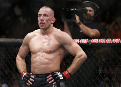 """Dana White feels better after talking to St-Pierre about """"hanging up the gloves"""" following UFC 167"""