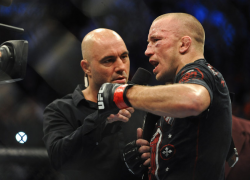 """Georges St-Pierre ex-manager blames million-dollar lawsuit for """"personal problems"""""""