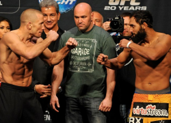 Dana White says GSP vs Hendricks rematch to be announced 'within a couple of weeks'
