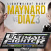 The Ultimate Fighter 18 Finale live results for 'Maynard vs. Diaz'