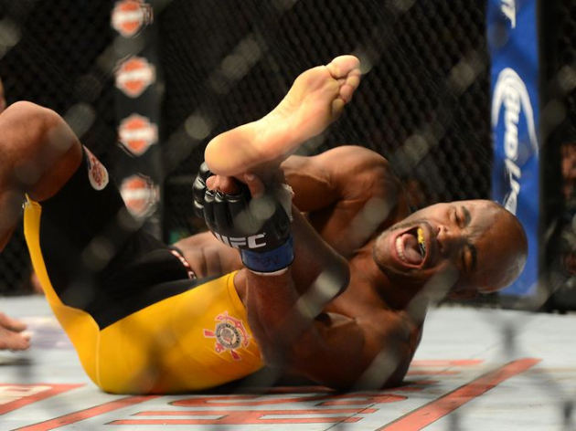 Anderson Silva and Zuffa release statement following UFC 168 injury