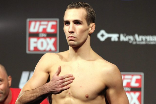 Rory MacDonald to face Demian Maia at UFC 170 in Las Vegas