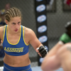 "Sarah ""Cheesecake"" Moras voted most popular female MMA fighter in Canada 2013"