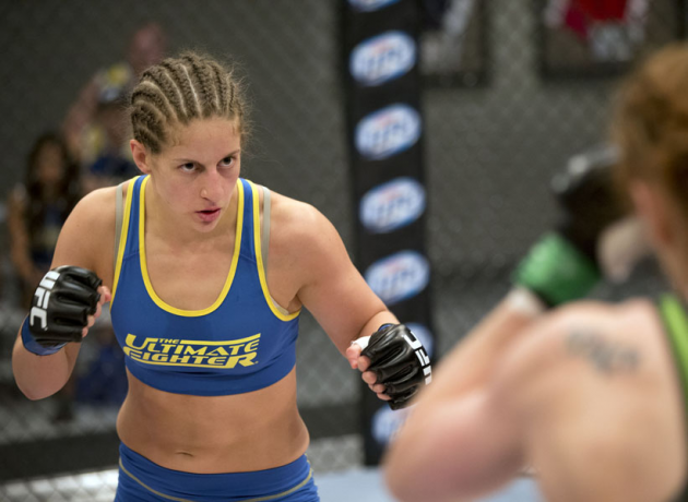 """Sarah """"Cheesecake"""" Moras voted most popular female MMA fighter in Canada 2013"""