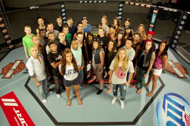 Ultimate Fighter (TUF) 18 season bonuses: Rakoczy, Duke, Pennington, and Moras bank $25K