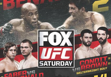 UFC on Fox 9: Johnson vs. Benavidez II Breakdown