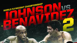 UFC on FOX 9 'Johnson vs Benavidez 2' results
