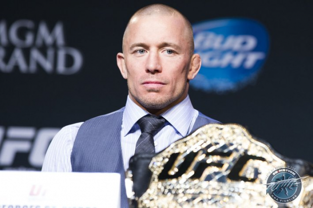 Dana White: Georges St-Pierre is 'way out of line' with UFC criticism