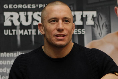 Georges St-Pierre has no regrets after surrendering UFC title, hints at upcoming projects for 2014