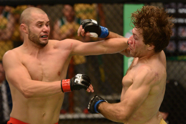 "The Ultimate Fighter Nations ""Canada vs. Australia"" episode 3 recap"
