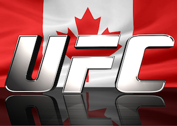 UFC Canada adds Quebec City and Halifax to 2014 calendar of events