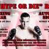 Fans in Toronto have chance to train with former UFC fighter Pat Barry this weekend