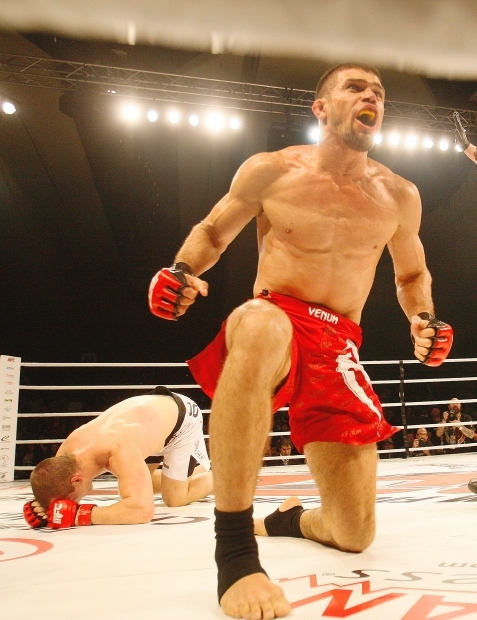 Maximum Fighting Championship announces three fights for MFC 40