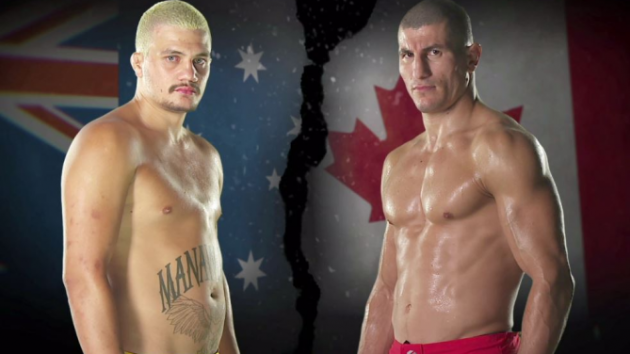 "TUF Nations ""Canada vs. Australia"" Episode 4 recap"