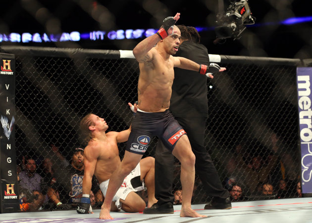 UFC 169 results: Barao defeates Faber to retain title