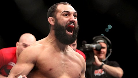 "UFC 171 ""Hendricks vs. Lawler"" results from Texas"