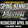 UFC TUF Nations 'Canada vs Australia' finale results