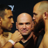 UFC 153: All fighters weigh-in for tomorrow's pay-per-view